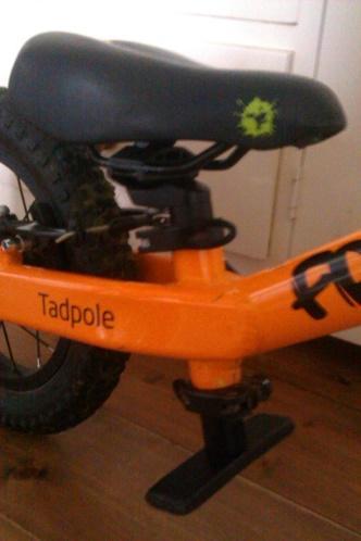 balance bike modification for teaching kids to ride bikes