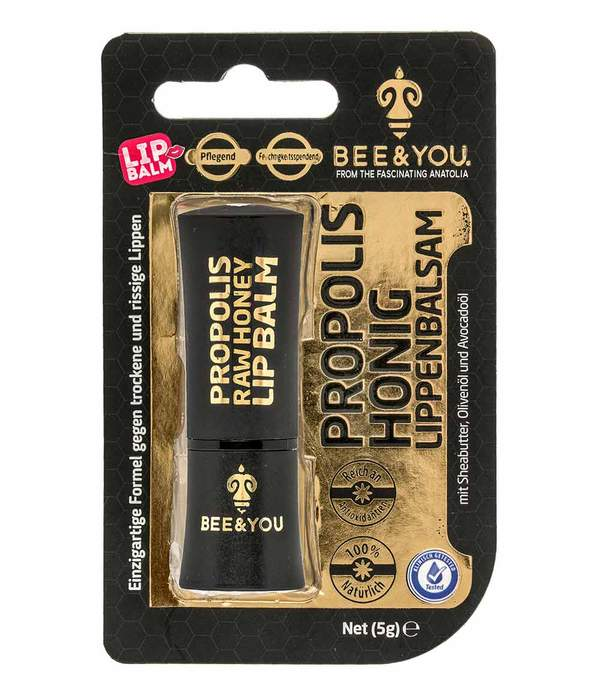 Propolis Honey Lip Balm Stick