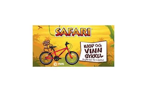 Yoplait Safari Campaign Logo