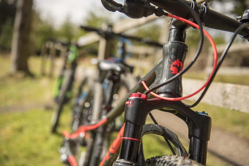 New vs used kid's bikes