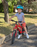 Learning to Ride Part 2: Lets Get Pedalling